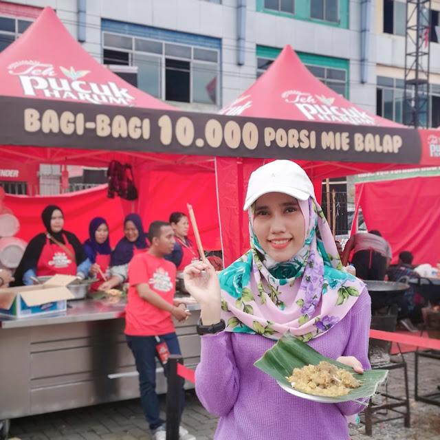 Berburu Rasa Favorit di Pucuk Coolinary Festival Medan 2019