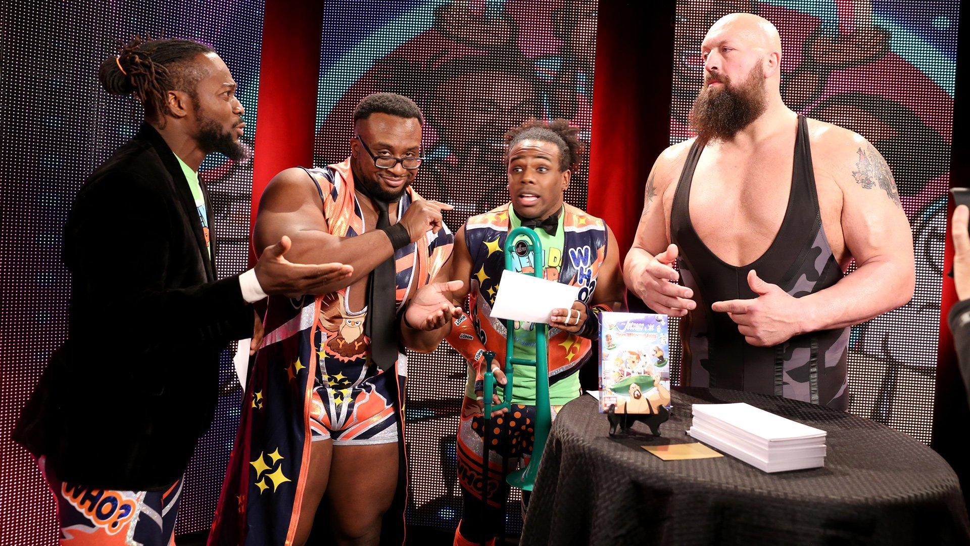 Big Show aconselhou Kofi Kingston a sair do New Day
