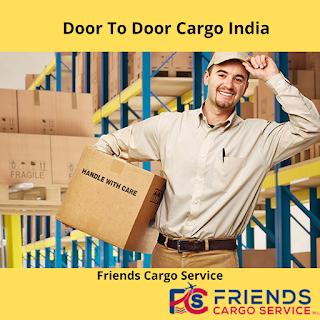 door to door cargo india