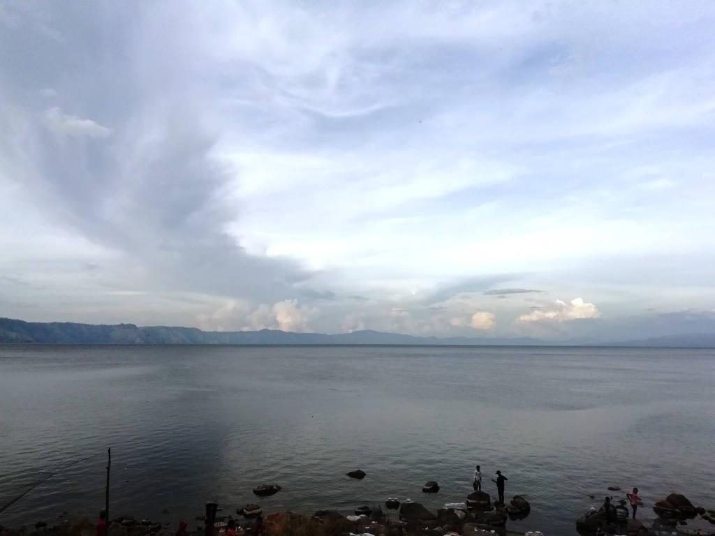 Danau Toba dari Silalahi
