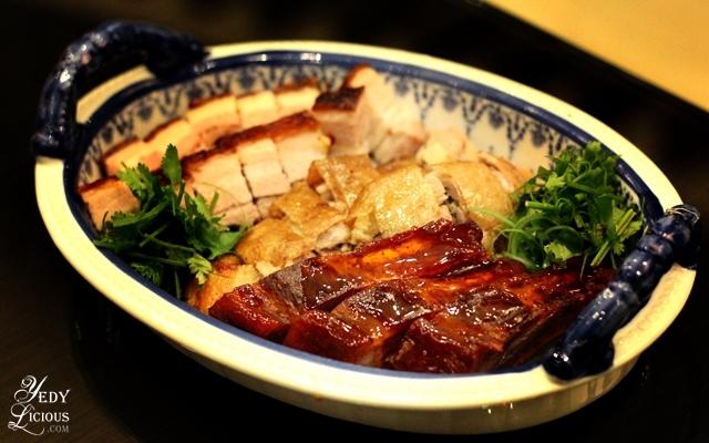 Lechon Macau, Peking Duck, Ribs, Hyatt Buffet