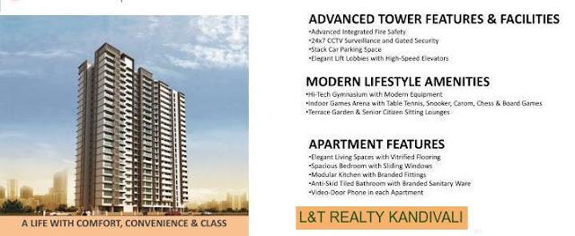 L&T Realty Kandivali