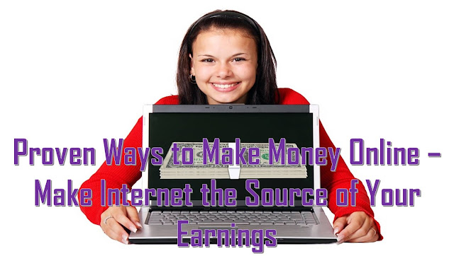 7 Legit Ways to Make Money and Passive Income Online - How to Make Money - Proven & Real Ways