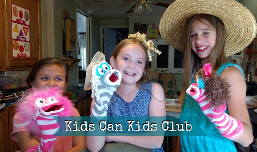 Kids Can Kids Club Summer Fun