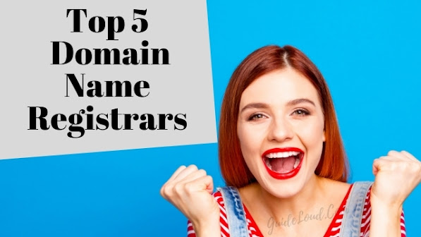 Top 5 Best Domain Name Registrars in 2021