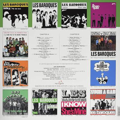 Les Baroques – Such A Cad