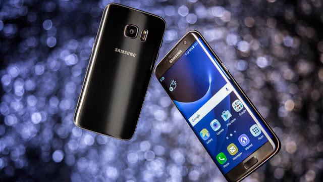 Uso e gesti schermo touch Samsung Galaxy S7 e S7 Edge