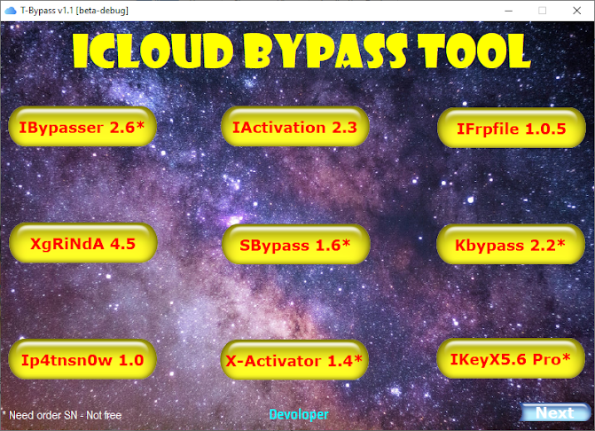 T-Bypass Tool