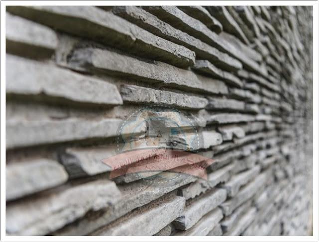 أفكار تزيين المنزل بالحجارة الطبيعية المختلفة