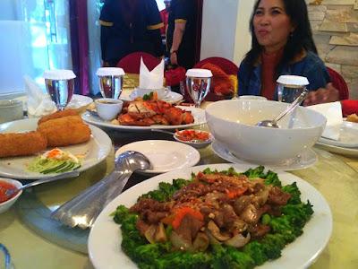 Mencicipi Kreasi Chinese Food Unik ala Ming Resto