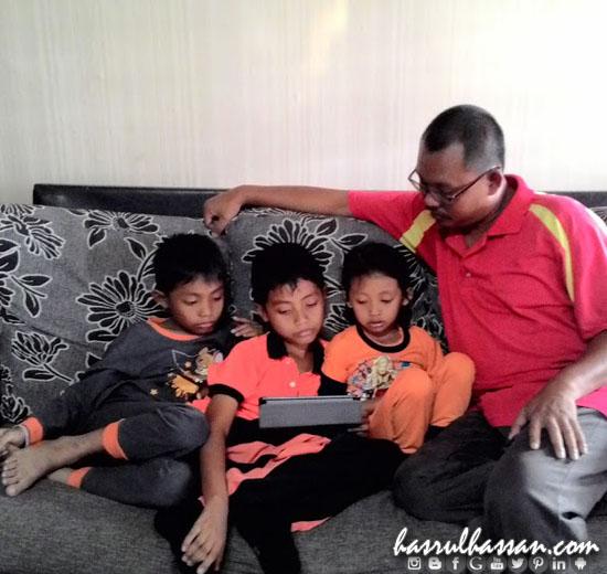 Kenapa Pilih Jadi House Husband dan Blogger Sepenuh Masa?