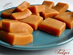 Caramel mou (ou fudge)