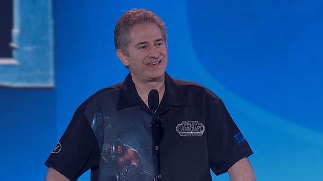 Mike Morhaime, Presiden Blizzard Entertainment