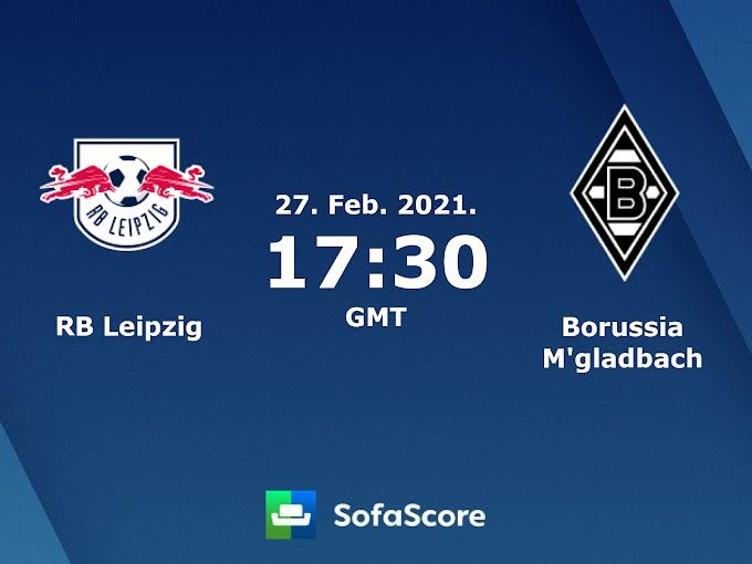 مشاهدة مباراة لايبزيج و بوروسيا مونشنغلادباخ بث مباشر