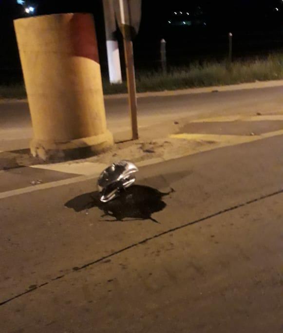 Acidente com vítima fatal em Itajubá-MG, próximo a Imbel. 13