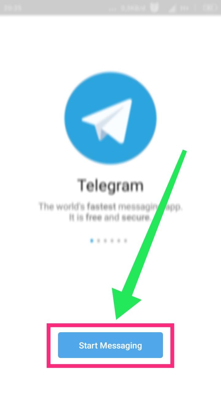 cara membuat akun telegram banyak