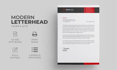 Define Letterhead - What is Letterhead