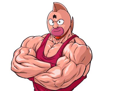 Kinnikuman คินนิคุแมน