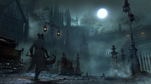 Sony выпустит Bloodborne на PC - очередной слух про порт эксклюзива PS4