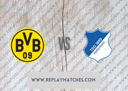 Borussia Dortmund vs Hoffenheim Full Match & Highlights 27 August 2021