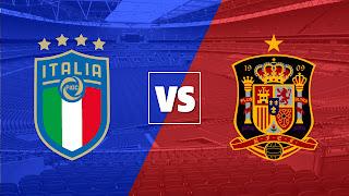موعد مباراة إيطاليا وإسبانيا في دوري الأمم الأوروبية 6-10-2021 والقنوات الناقلة