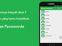 Bingung punya banyak passwords ?
