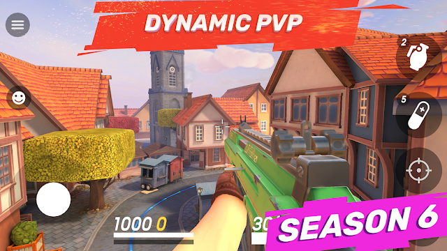 Guns of Boom - Online PvP Action Hileli APK