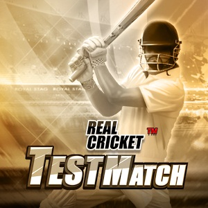 Real Cricket Test Match Android