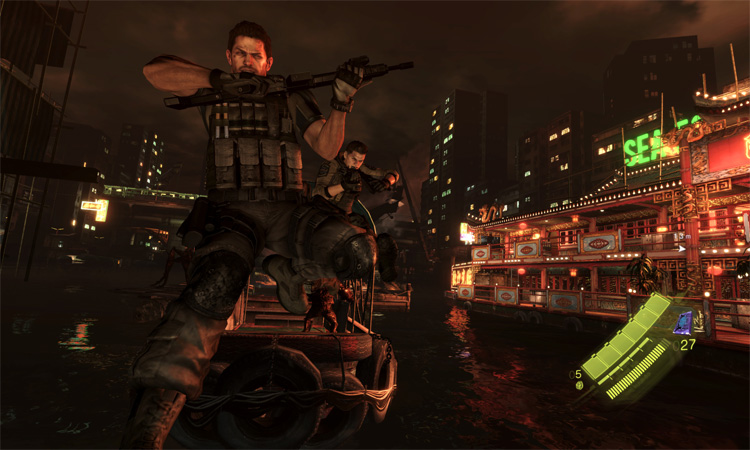 تحميل لعبة Resident Evil 6