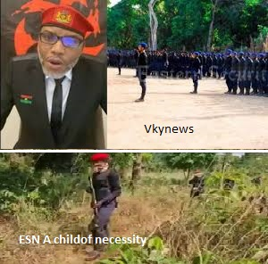Eastern  Security Network A Child of Necessity (ESNACN)