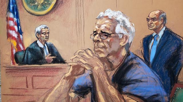 Departamento de Justicia de EE.UU. publica un comunicado sobre la muerte de Jeffrey Epstein