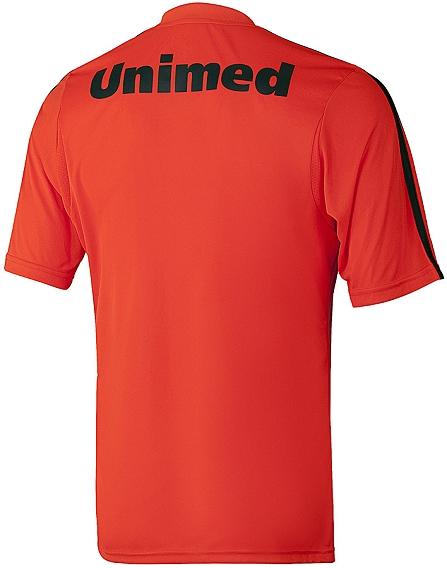 75800662e2a9f Adidas divulga nova camisa laranja do Fluminense - Show de Camisas