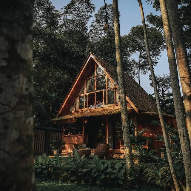 Kayuman Vilas Bogor Jawa Barat