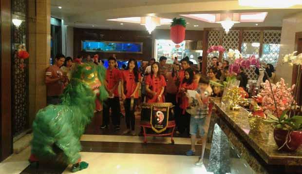 Hotel Mercure Bandung Sukses Gelar Perayaan Tahun Baru Imlek