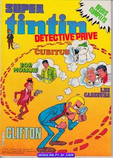 Super Tintin, Déctective Privé, Tome 25