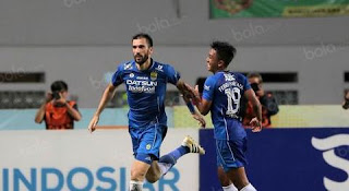 Persib Bandung Tanpa Vujovic, Febri, dan Zola Saat Melawan Bhayangkara FC