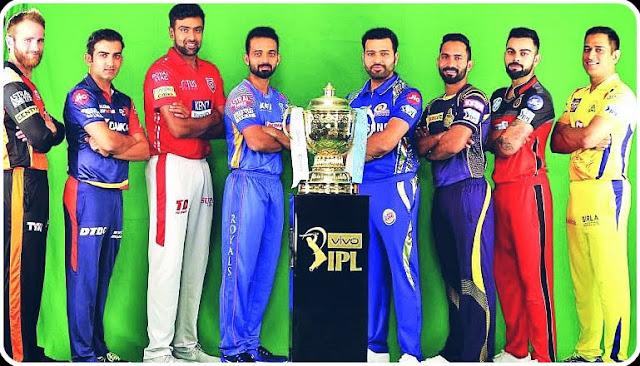 IPL Team Caption