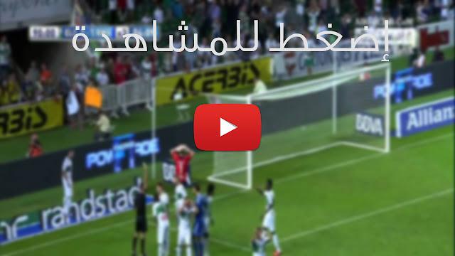 مشاهدة مباراة مصر ووروجواي بث مباشر من يوتوب كاس العالم روسيا 2018