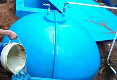 Biogas SDA yang Dapat Diperbaharui
