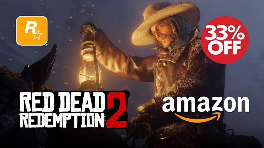 red-dead-redemption-2-discount-sale-amazon