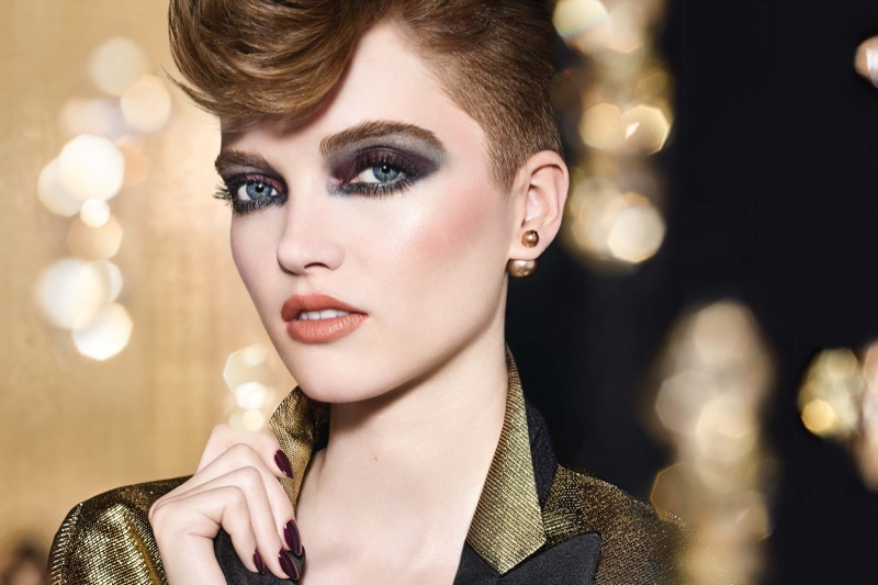 Dior unveils Holiday Makeup collection–Golden Nights.