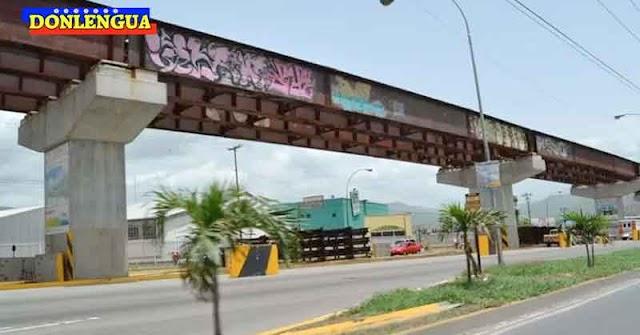 Maduro le inyectó 15 millones de euros a la construction del abandonado Metro Guarenas-Guatire