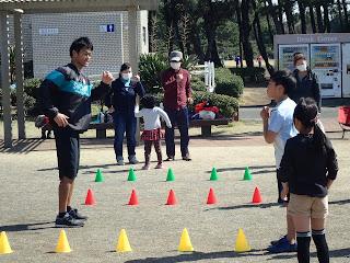 ■12/7(土) 大人と子どもの元気アップ運動クラブ「ランニング教室」