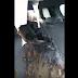 Vídeo: Bateria de celular explode em carro e destrói interior do veículo