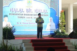 Wali Kota Cirebon Klaim Tingkat Kehadiran 100 Persen Hari Pertama Kerja