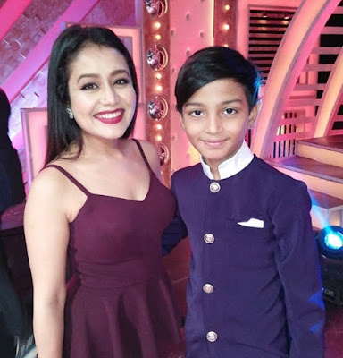Aftab Singh with Neha Kakkar