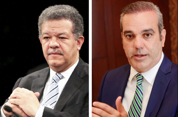 Leonel ganaría la candidatura a Danilo, pero Abinader sería el ganador de las elecciones con 58.6 %