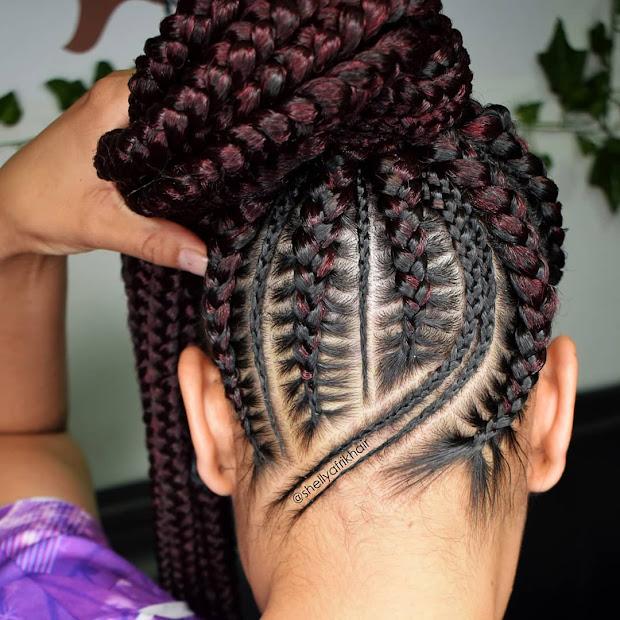 2019 braids hairstyles