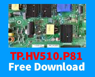 Download Free LED TV TP.HV510.P81 Firmware Free For all By Jonaki