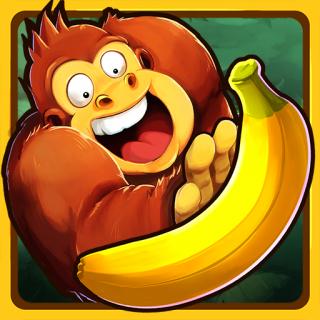 Banana Kong v1.9.6.6 Apk Mod [Bananas / Corações]